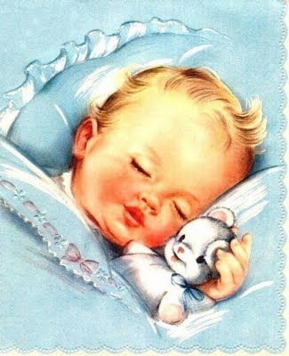 7 Tips On How To Get Your Baby To Sleep Through The Night - The Glamorous Housewife