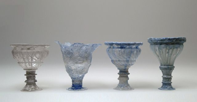 Shari Mendelson: future antiquities with PET bottles