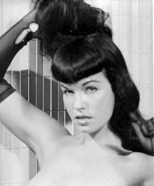 Betty Page Bangs Clip In Made To Order by LitttleBits on Etsy, $35.00