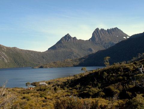 Tasmania Series #2 by Rick Bucknall, via Behance