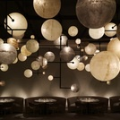 These orbs are at the Pump Room here in Chicago! It's amazing!! Very Sexy!