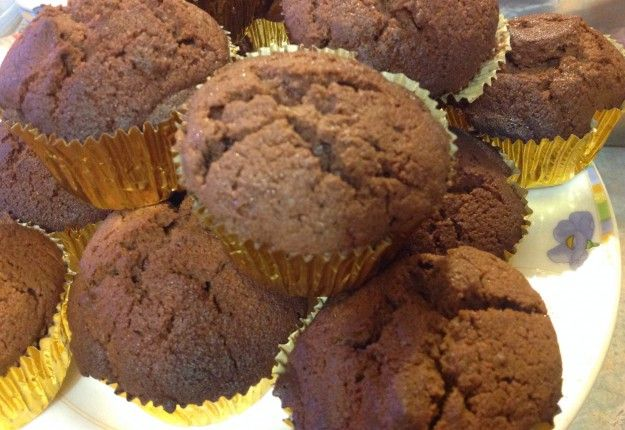 Super Mum Chocolate Cupcakes - Real Recipes from Mums