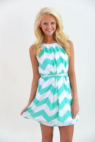 Choose a cute short dress to flaunt your figure. Bright colors ...