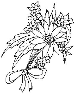Drawings Of Flowers For Beginners