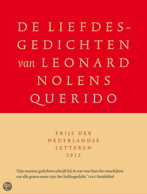 In 1999 verscheen voor het eerst de bundel 'De liefdesgedichten' van Leonard Nolens: een bloemlezing door de dichter zelf uit wat hij schreef over de liefde: de mooie, de zoete, de wrange, de onmogelijke, de grote liefde.