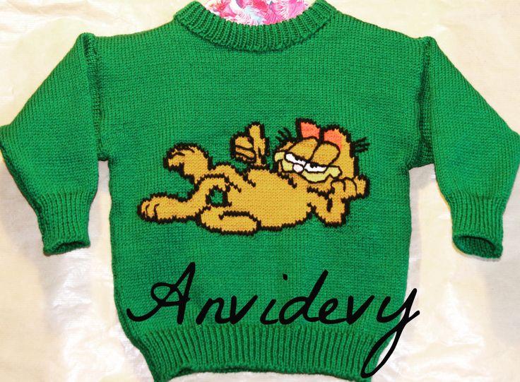 Pull 2 ans, chat paresseux. de la boutique Anvidevy sur Etsy