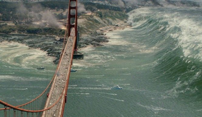 California Earthquake Prediction - Or Just A Great Way To Advertise A New Earthquake Movie?