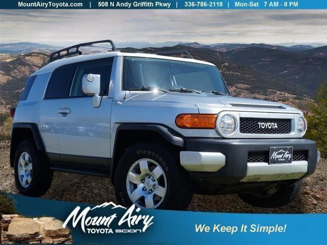 Used 2007 Toyota FJ Cruiser for sale at Mount Airy Toyota Scion in Mount Airy, NC for $16,980. View now on Cars.com.