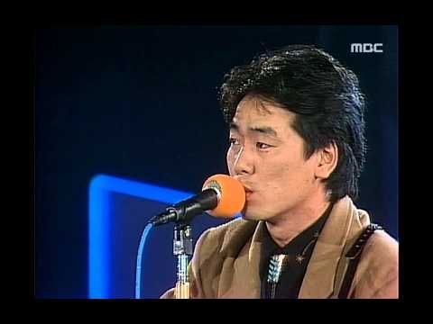 Kim Kwang-suk - By serious thirst, 김광석 - 타는 목마름으로, MBC College Musicians Festiv - YouTube