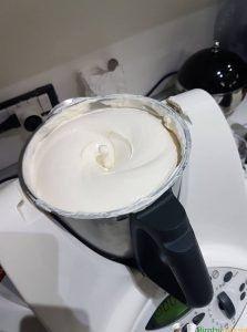 crema per tiramisù bimby