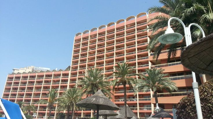 Sunset Beach Club Resort Benalmadena in Málaga, Andalucía