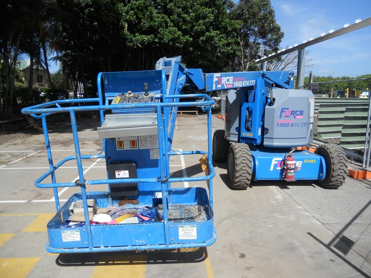 Elevating Work Platform - Boom type lift | Gold Coast