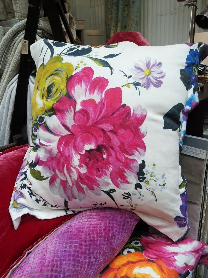 Designer's Guild Amrapali Euro cushion
