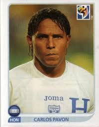 Image result for 2010 panini honduras pavon