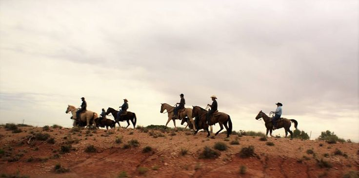 Cowboys, Monument Valley