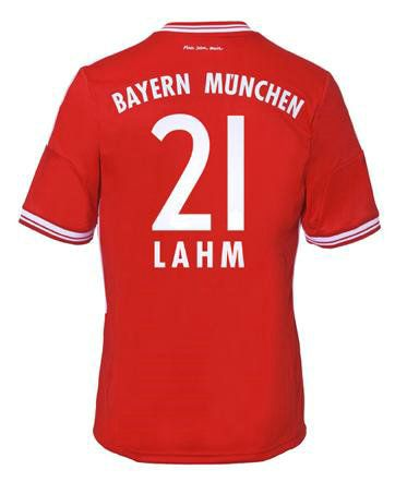 Achat Bayern Munich Maillot de foot Domicile 13 14 Adidas Collection 21 Lahm http://www.theemfstore.com/Vend-Bayern-Munich-Maillot-de-foot-Domicile-13-14-Adidas-Collection-21-Lahm-boutique-football-p-1329.html