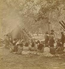 Native American Religion: Paiute Indians