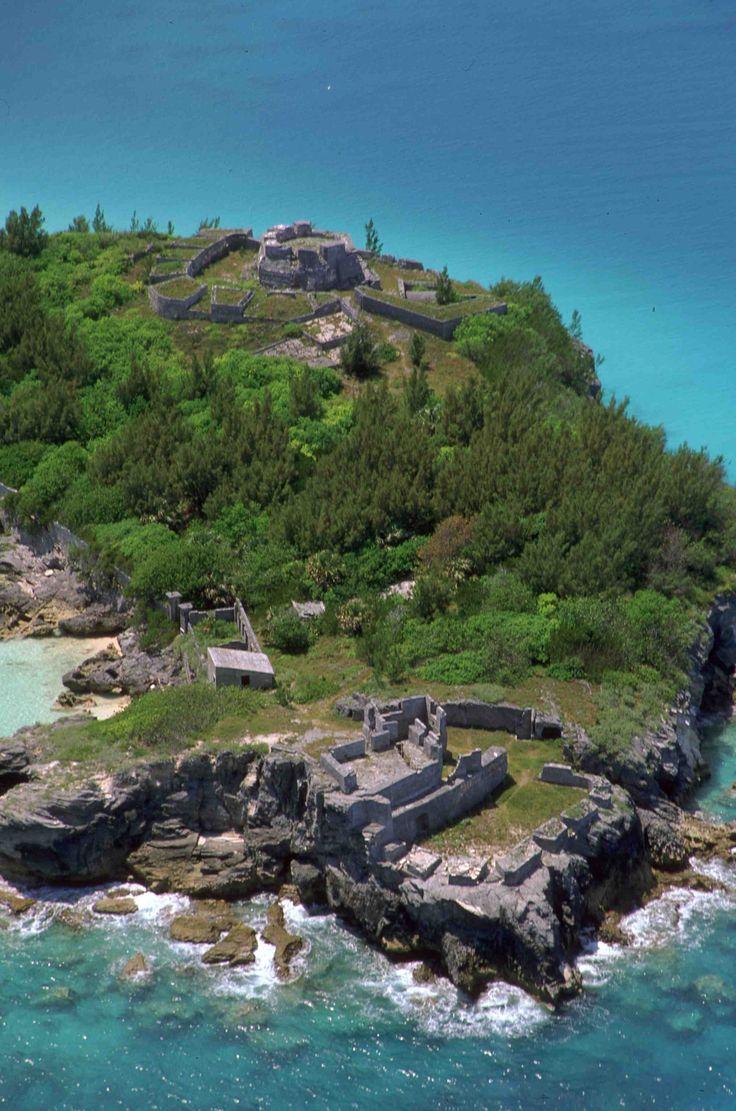 Castle Island-Castle Harbour, Bermuda scott stallard