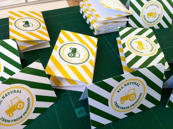 Farm party! Gift bag tags by Bureau Design www.bureaudesign.co.uk  #partyinvitation #childrensparty #bureaudesign