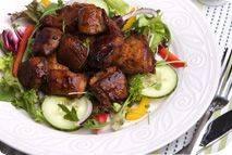 Sticky chicken – Recipes – Slimming World.... delish