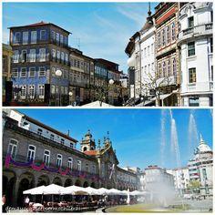 Los 6 pueblos más bonitos del norte de Portugal - via De mayor quiero ser... mochilera! 09.06.2015 | Además de tener el precioso paisaje del valle del Douro y la encantadora ciudad de Oporto, el norte de Portugal esconde también varios pueblecitos que merece mucho la pena visitar... #portugal #viajes #turismo
