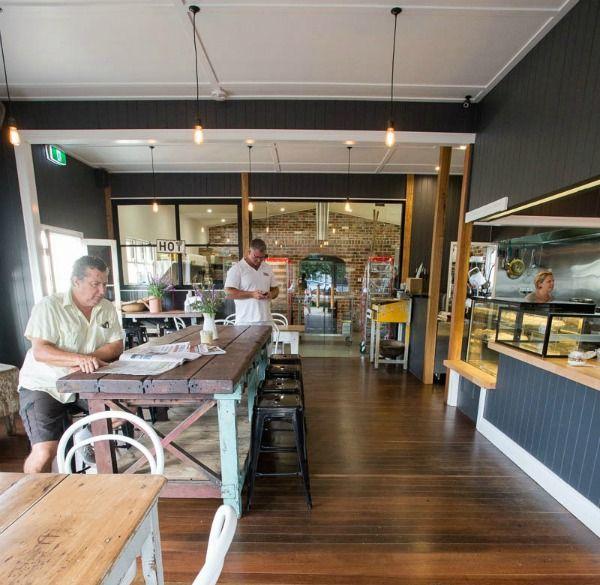 Food & coffee @ Paddock Bakery, Gold Coast