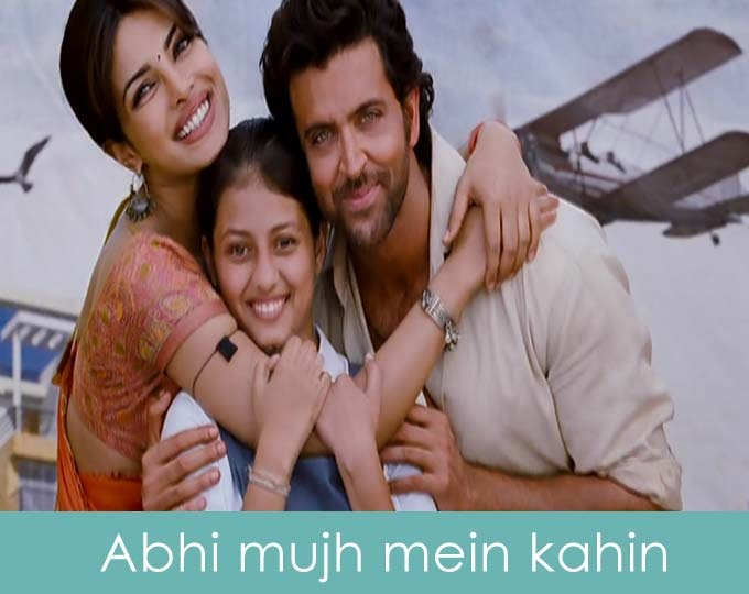 Abhi Mujh Mein Kahin Lyrics Meaning