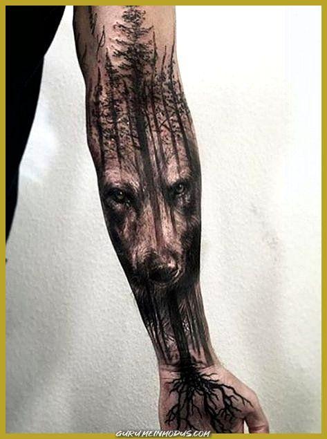 Die Besten Tattoo Wolf – inspirierende Ideen zum Besten von Männer und Frauen – # Women # for…