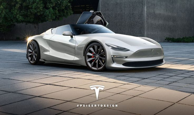 2019 Tesla Roadster Presented In A New Rendering Tesla has announced its upcoming Roadster in a couple of years. Tesla Roadster is supposed to feature enhanced performance and design. Additionally to the  all other renderings of this model, here is a new one. It has been created at Jan Peisert at Peisert Design. The render is based on Toyota...