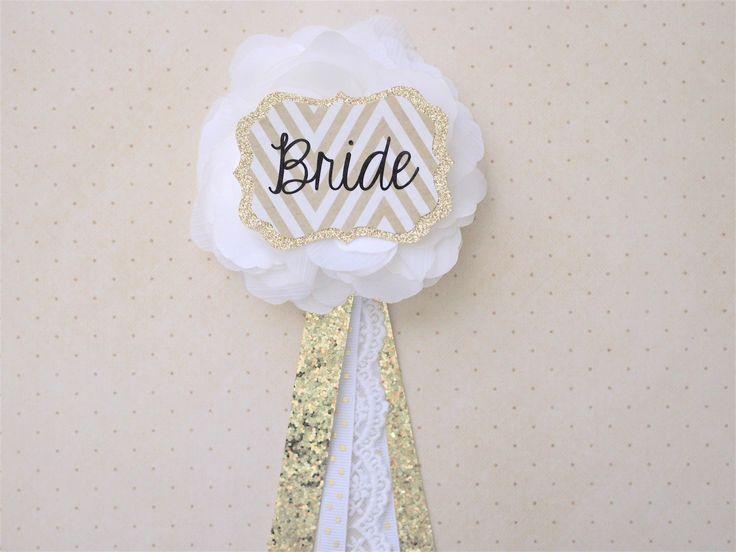 best 25 bridal shower corsages ideas on pinterest