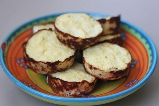 Cauliflower Muffin Bites