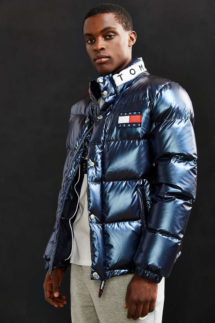 Tommy Jeans For Uo 90s Down Puffer Jacket Urban