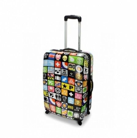 Airport Luggage | Al140/55 | Icon Spinner Trolley 50cm At Luggage Store