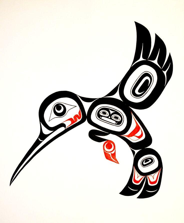 Native American Hummingbird