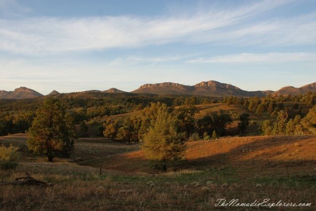 TheNomadicExplorers.com | Two days in Flinders Ranges National Park