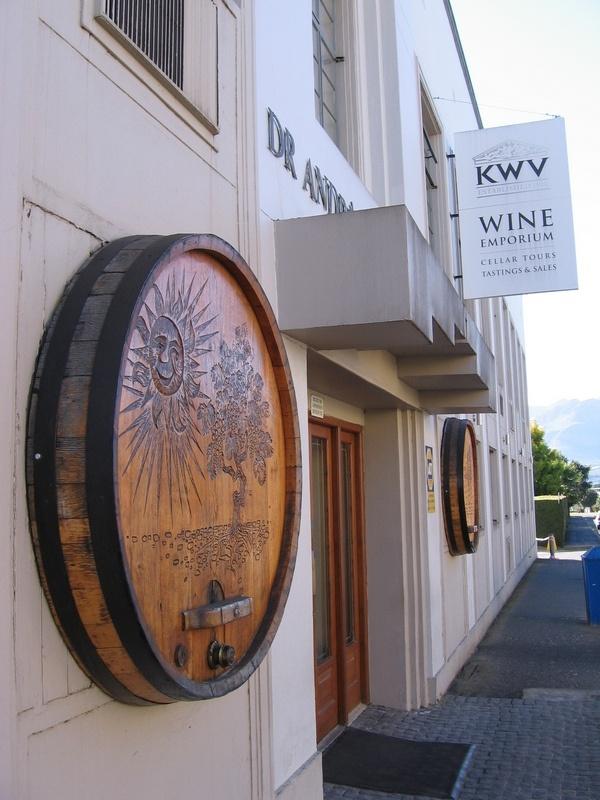 KWV Wine Emporium - Paarl, South Africa