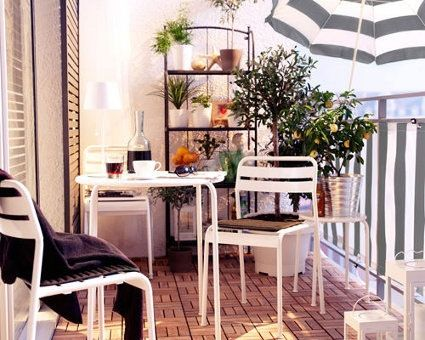 1000  images about terrazas, balcones y patios on pinterest ...