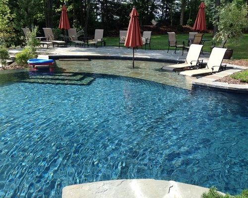Sun shelf pool home design ideas pictures remodel and for Terry pool design jewelry