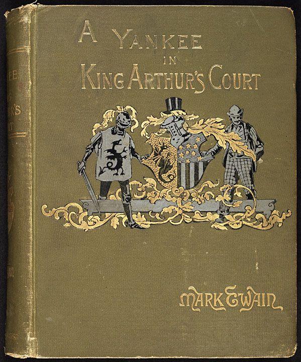 A Connecticut Yankee in King Arthur's court Beard, Daniel Carter, 1850-1941 1889