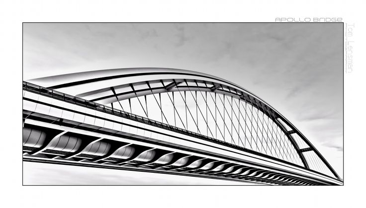 Apollo Bridge #Bratislava by Tom Lensman on 500px