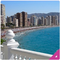 Benidorm Hen Weekends - Great location if you and the girls just want to have a great time. For more information on this package visit www.henweekend.co.uk or call 01773 766052. Why not like us on Facebook for some great hen weekend ideas https://www.facebook.com/europeanweekends?ref=hl