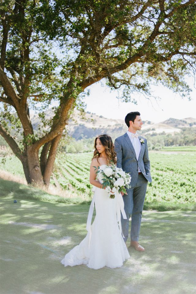 Our Laid-Back Winery Wedding at Wente Vineyards