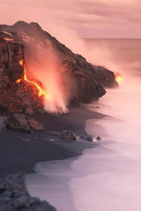 Volcanoes National Park, Hawaii #nature