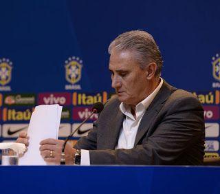 Blog Esportivo do Suíço:  Tite convoca Seleção com Rodriguinho e David Luiz para amistosos contra a Argentina e Austrália