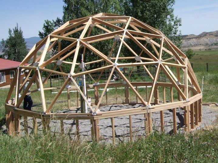 17 Best Images About Cabin Geodesic Dome On Pinterest