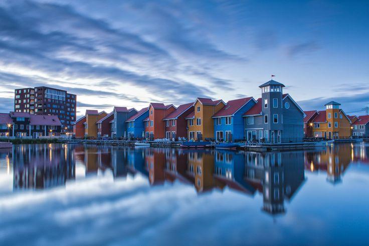 Groningen Netherlands  City new picture : Reitdiephaven, Groningen, Netherlands | Netherlands | Pinterest