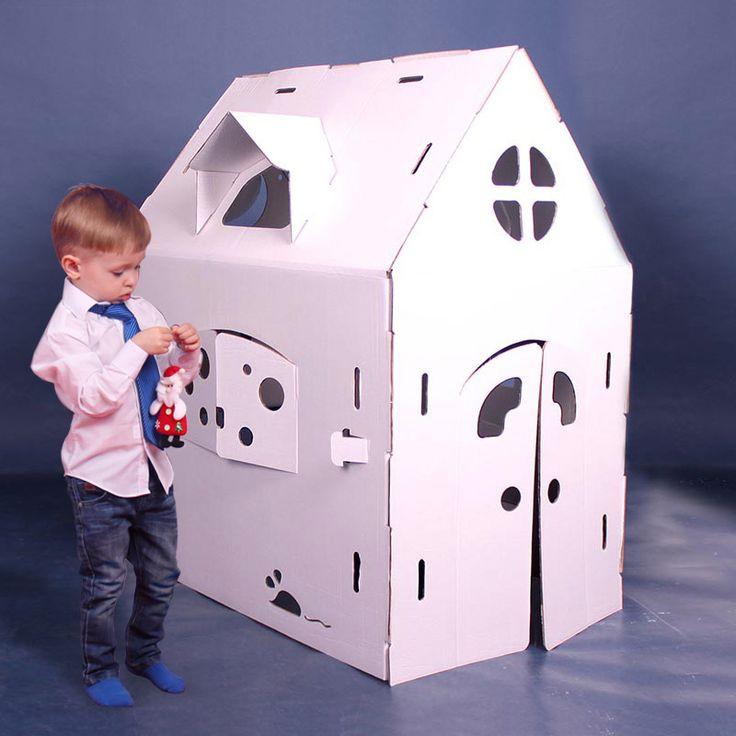 Картонный домик от Дона Картона http://shopingplay.ru  Самый большой из известных картонных домиков. Высота 1,2 м. Простор для игры и творчества.   Счастливые глаза детей, смех, веселье, озорство, и развитие творческих способностей детей.  #картонныедомики #домикизкартона #развитиеребенка #подарокребенку   Много интересного для детей и их родителей в наших группах  https://vk.com/origami.play https://fb.com/origami.play https://ok.ru/origami.play https://instagram.com/origami.play @ ТРК…