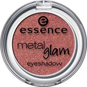 metal glam ombretto occhi effetto brillante 03 frosted apple - essence cosmetics