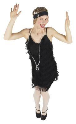 Cómo crear un disfraz de bailarina de charleston de los años 20   eHow en Español
