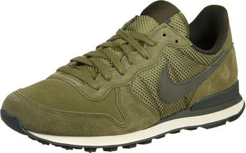 Nike Internationalist PRM schoenen olijf